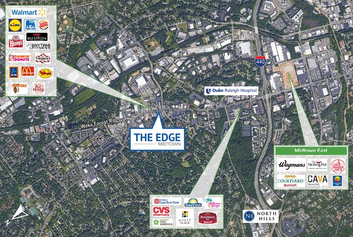 4109 Wake Forest Road, Raleigh, North Carolina, ,Retail,For Lease,4109 Wake Forest Road,1011