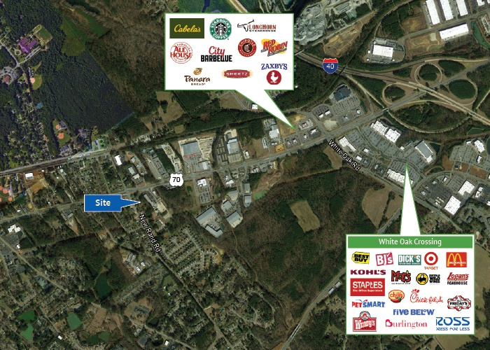 New Rand Road & Highway 70, Garner, North Carolina, ,Land,For Sale,New Rand Road & Highway 70,1012