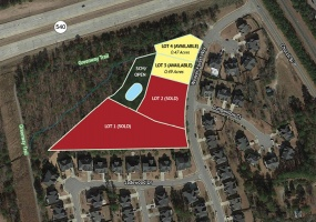 Providence Estates, Morrisville, North Carolina, ,Land,For Sale,Providence Estates,1005